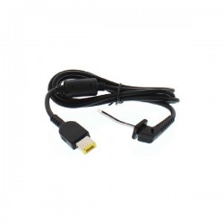 Καλώδιο τροφοδοσίας Well square with Pin για Laptop Lenovo 1.2m CABLE-DC-LE-SQ/TP